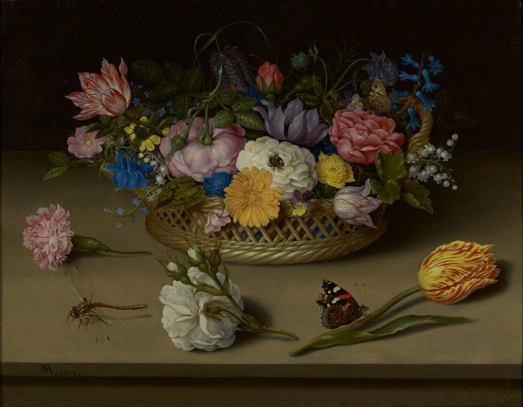 Bosschaert Flower Still Life